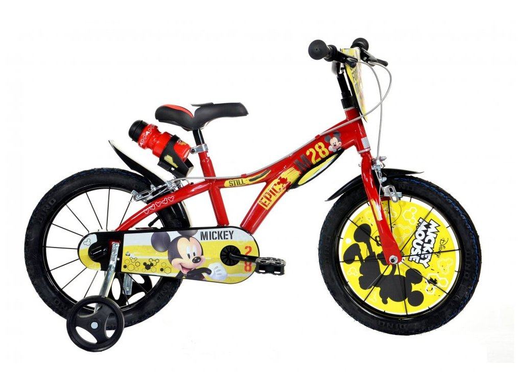 Dětské kolo Dino Bikes 616-MY Mickey Mouse 16