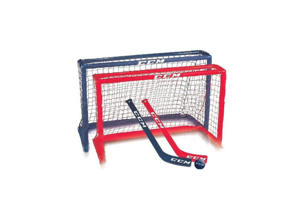 hokejova branka ccm mini hockey set