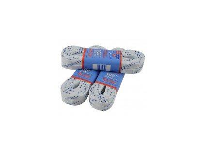 Hokejové tkaničky TEX-STYLE vosk - 244cm
