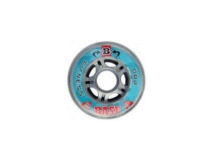 In line kolečka BASE Fitness Pro - 1ks - poslední 1 ks!!! 76mm 82A (Velikost 76mm, Tvrdost 82A)