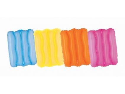 Nafukovací cestovní polštářek Bestway 52127 - Barva: růžová (Varianta - Barva: růžová)