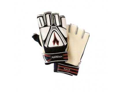 Brankářské rukavice Diadora SALA NEW (Velikost 10, Barevné provedení bílá/černá)