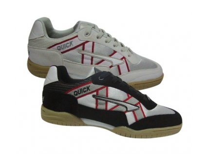Sálová obuv Tempish Quick (Barevné provedení černá, Velikost nohy 37)