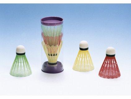 badmintonove micky barevne extra unison un 1010 3 ks v doze