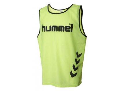 rozlišovací tréninkový dres Hummel (Velikost Mini, Barevné provedení zelená)