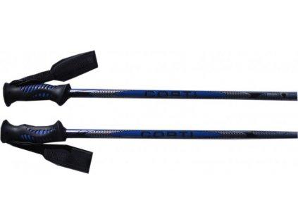 Lyžařské sjezdové hůlky Corti 125 cm