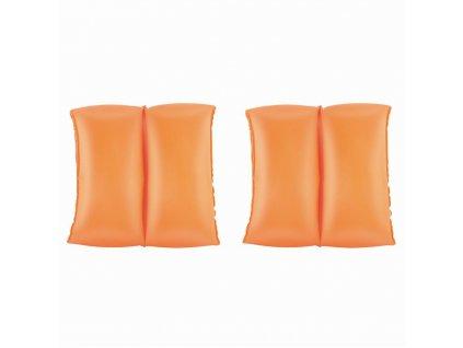 Dětské plavecké rukávky Bestway 32005 oranžová