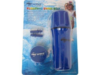 Vodotěsná schránka do vody na krk + ucpávky