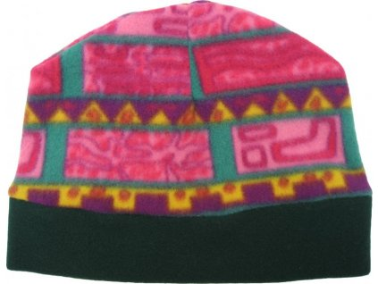 Zimní čepice fleece, senior