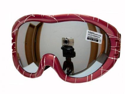 Lyžařské brýle Spheric Jersey pro dioptrické brýle G1414N-3,4