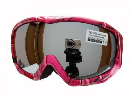 Dětské lyžařské brýle Spheric Montreal G1540K-3,4
