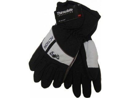 Dámské rukavice Action, černé