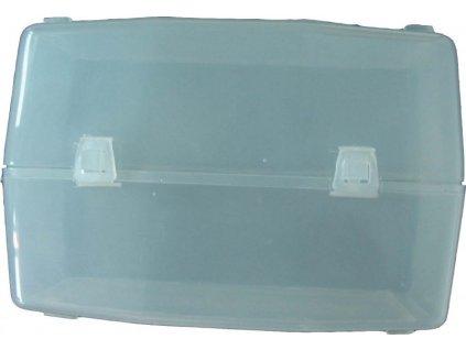 Plastová krabička na potápěcí masku