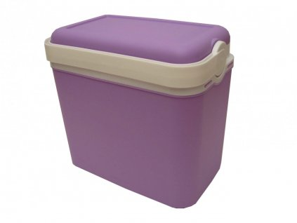 Chladící box Adriatic 10 l fialový