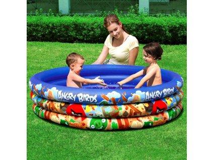 Dětský nafukovací bazén Bestway 96108 Angry Birds