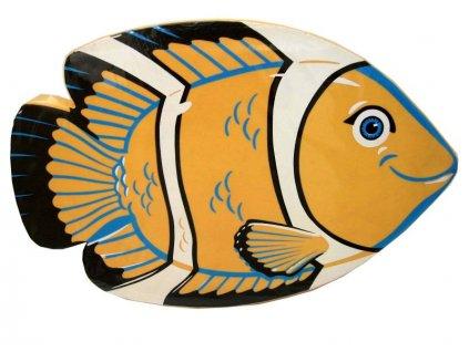 Plavecká deska ryba 46 cm