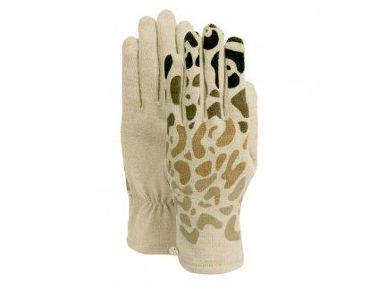 Dámské zimní rukavice Hat You GL0978 béžové