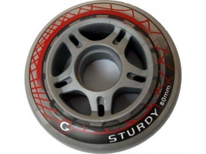 Kolečko na inline kolečkové brusle Sturdy 80 mm