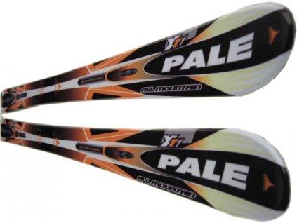 Dětské lyže Pale XT1 All Mountain 130 cm bez vázání