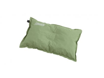 coleman self inflated pillow
