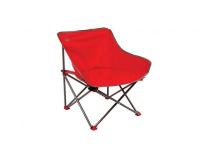 coleman kick back chair pdq red