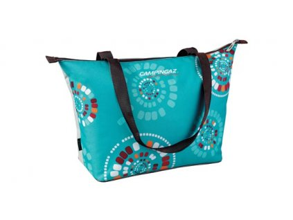campingaz shopping cooler 15l ethnic