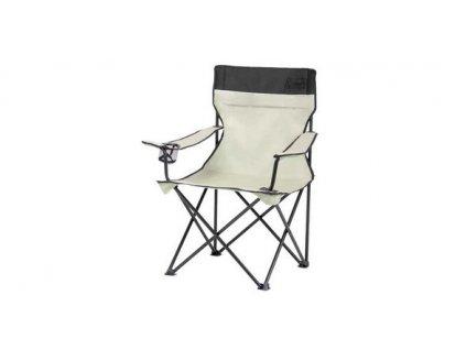 coleman standard quad chair khaki