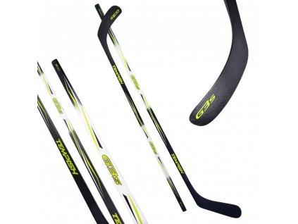G3S 130cm GREEN hokejová hůl