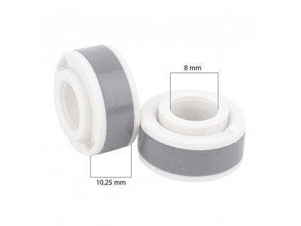 SPACER magnetický do flashing wheels (10,25 mm) 1 ks, vnitřní průměr 8 mm