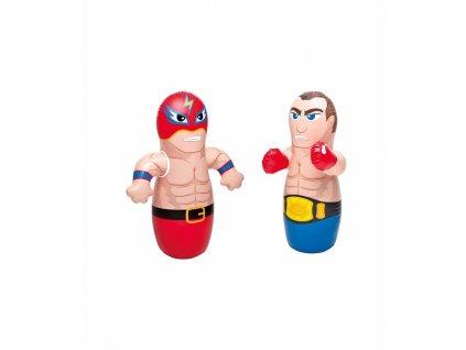 3D Bop bags Intex 44672 červený 86 x 51 cm