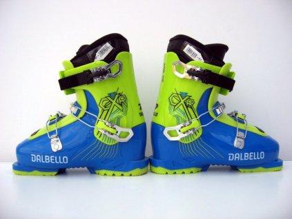 Dětské použité lyžáky Dalbello CXR 245 mm