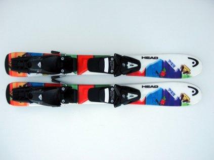 Dětské lyže Head PEZ 67 cm