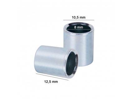 SPACER set (2 ks), vnitřní průměr 8 mm 4,5mm