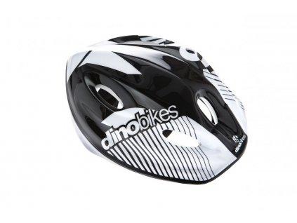 Dětská cyklistická helma Dino Bikes CASCODBB
