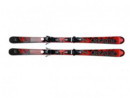 Lyže Skyrock SR 160 Red 160 cm + SLR9