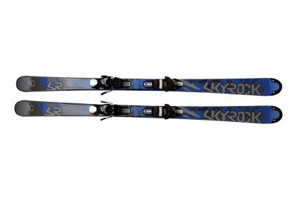 Lyže Skyrock SR 160 Blue 160 cm + SLR9