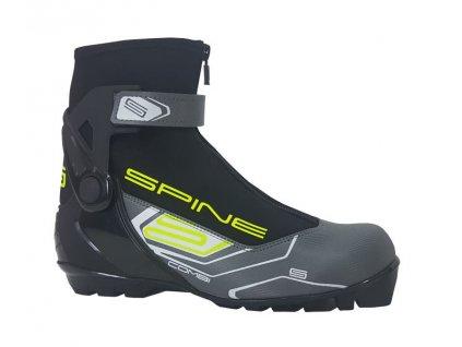 boty na běžky SPINE GS Concept COMBI šedá