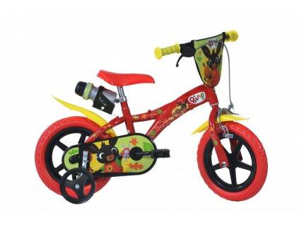 Dětské kolo Dino Bikes 612L-BG Králíček Bing 12