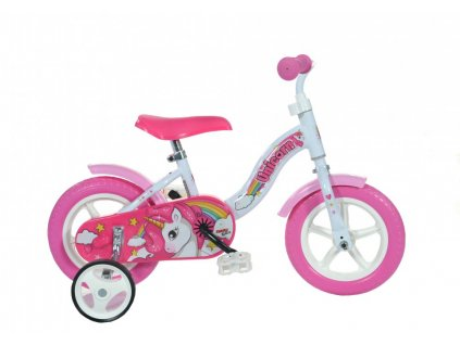 Dětské kolo Dino Bikes 108L-UN Unicorn Jednorožec 10