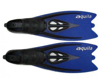 Ploutve Tigullio Aquila 11309, vel. 46-47 modré