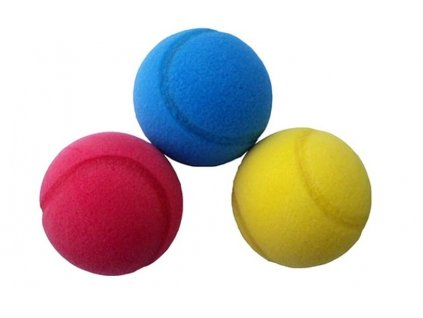 Míčky na soft tenis 70 mm 3 ks