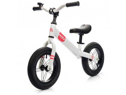 Dětské odrážedlo Meteor Balance Bike bílé