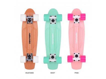 BUFFY NATURE skateboard