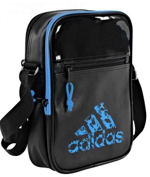 Adidas taška přes rameno Barva: Modrá