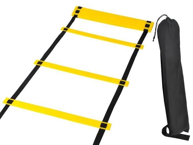 Tréninkový agility žebřík 6m x 0,5m FITandFIGHT