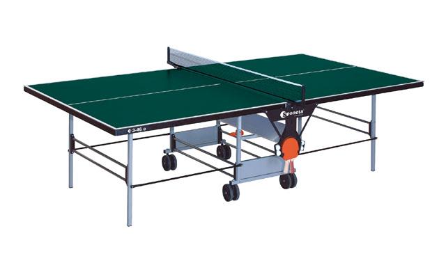 Acra Sponeta S3-46e pingpongový stůl zelený