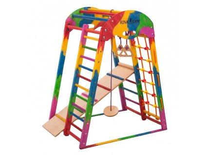 SportBaby Rina Gym Rainbow