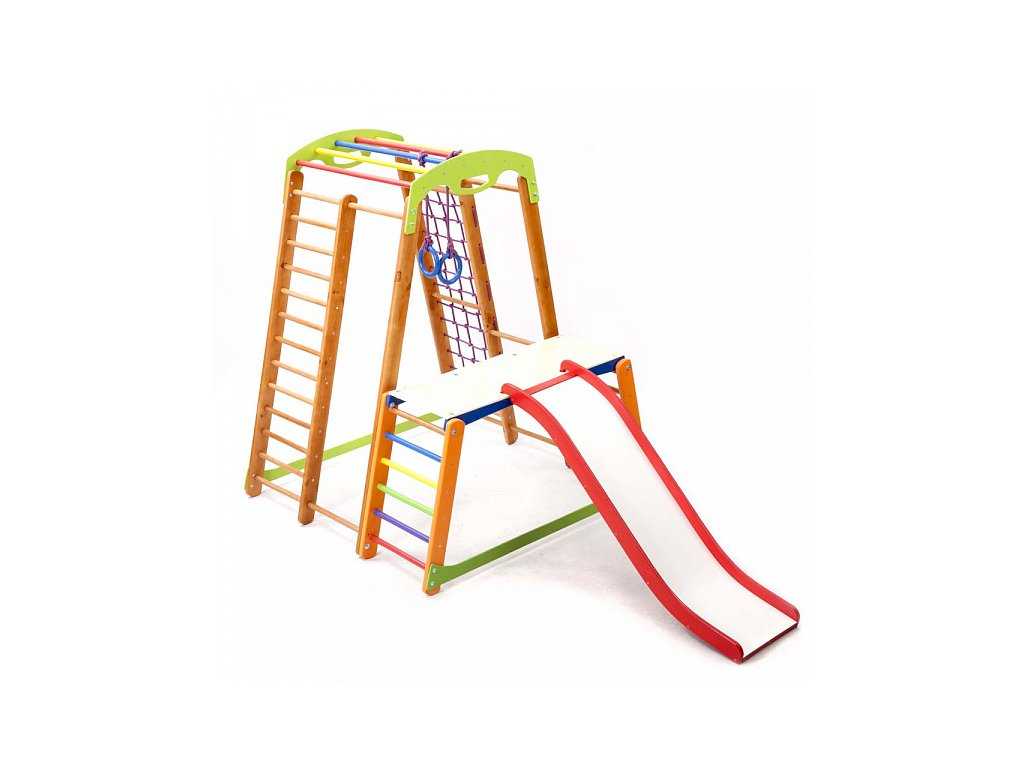 INDOOR PLAYGROUND SPORTBABY BABY PLUS 1-1