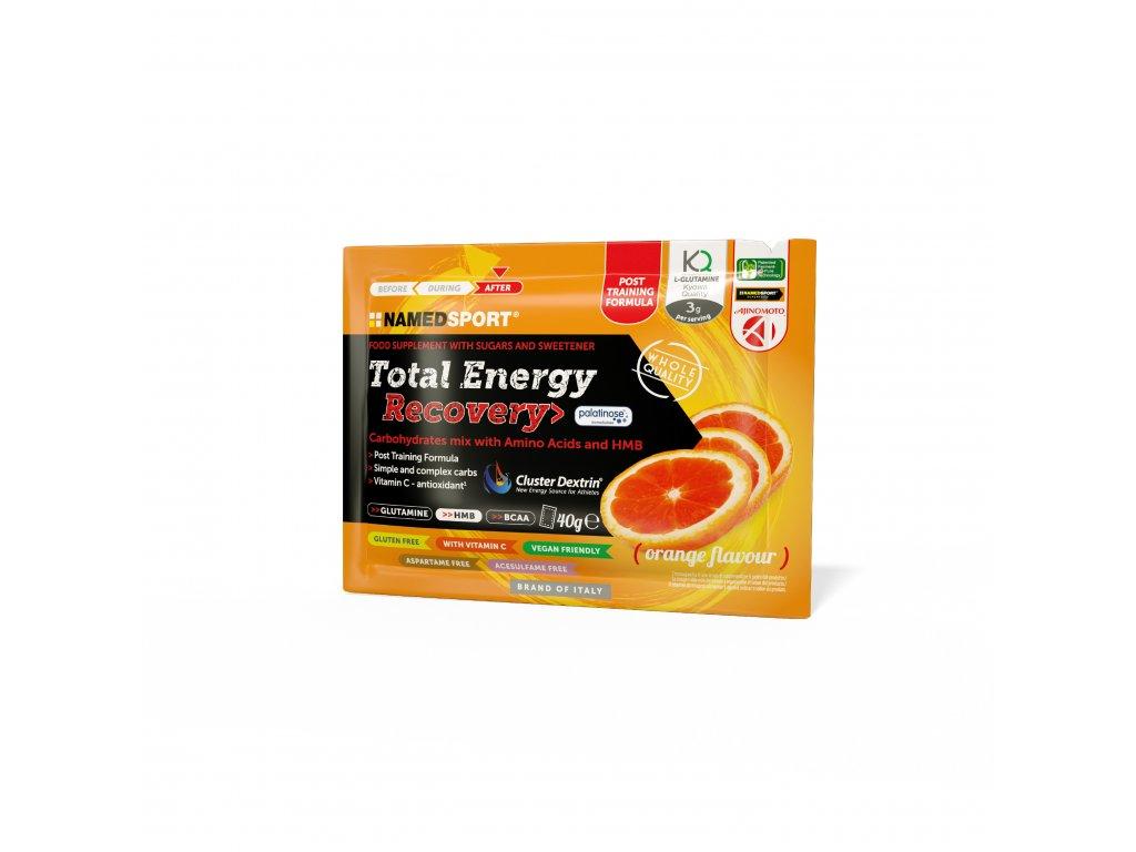 TOTAL ENERGY RECOVERY Orange