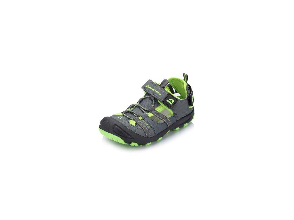 778d1f5b6903 Dětské sandále Alpine pro Bilpin kbtg122779 - SPORTDERFL